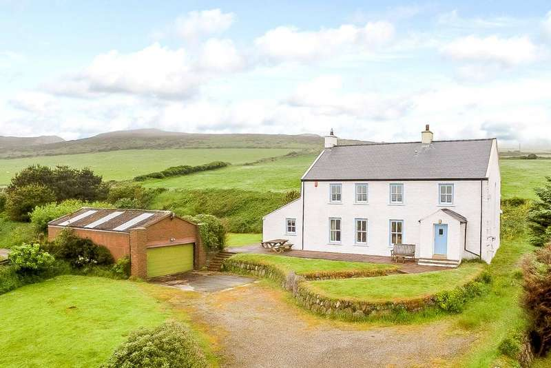 5 Bedrooms Detached House for sale in Nr St. Davids, Haverfordwest, Pembrokeshire, SA62
