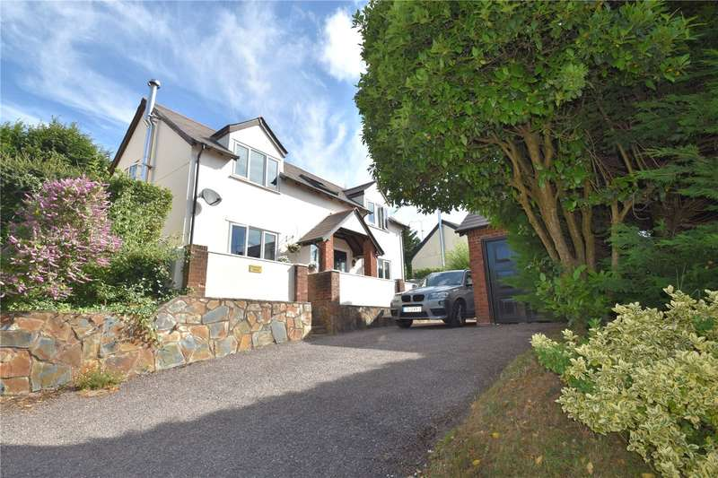 4 Bedrooms Detached House for sale in Westleigh, Tiverton, Devon, EX16