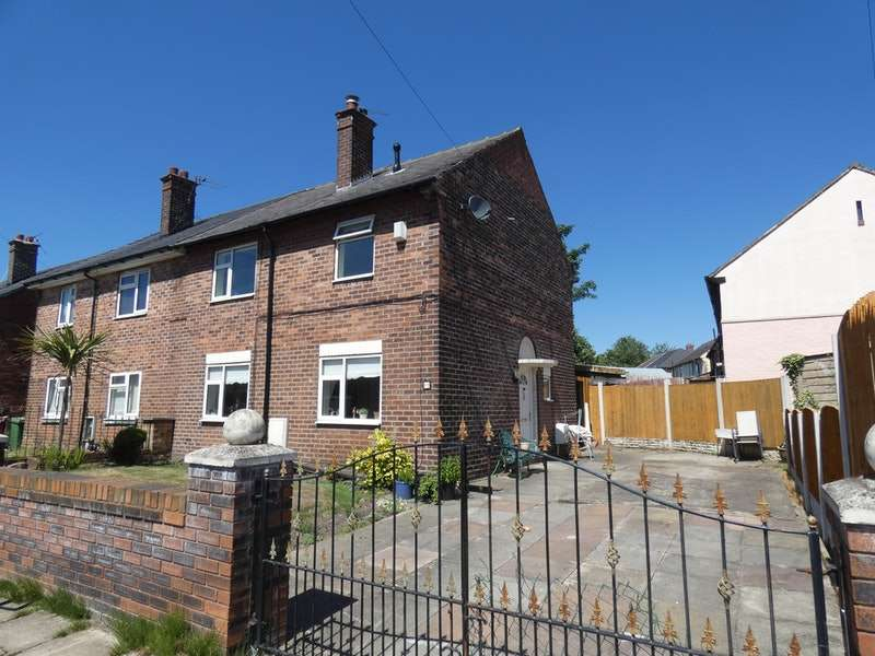 3 Bedrooms Semi Detached House for sale in Ferguson Road, Liverpool, Merseyside, L11