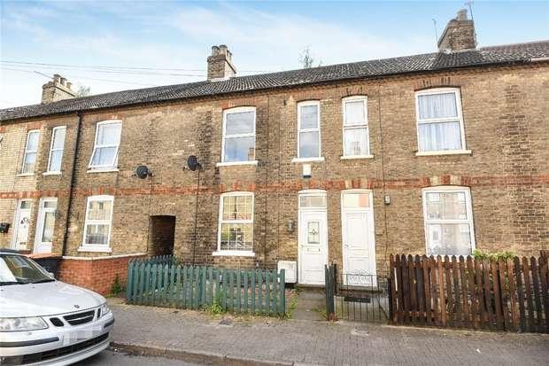 2 Bedrooms Terraced House for sale in St Leonards Street, Bedford