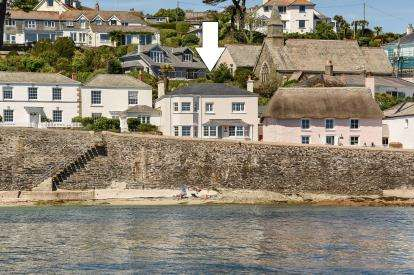 3 Bedrooms End Of Terrace House for sale in St. Mawes, Truro, Cornwall