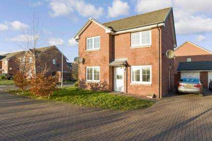 3 Bedrooms Detached House for sale in Myreside Crescent, Eastfields, Carntyne, Glasgow