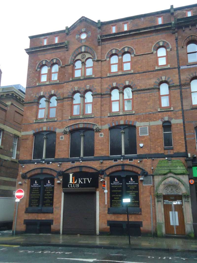 Commercial Property for rent in Victoria Street, Liverpool