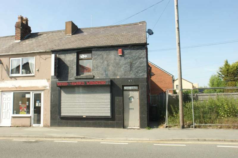 Mixed Use Commercial for sale in Brunswick Road, Buckley, Flintshire, CH7 2EH.