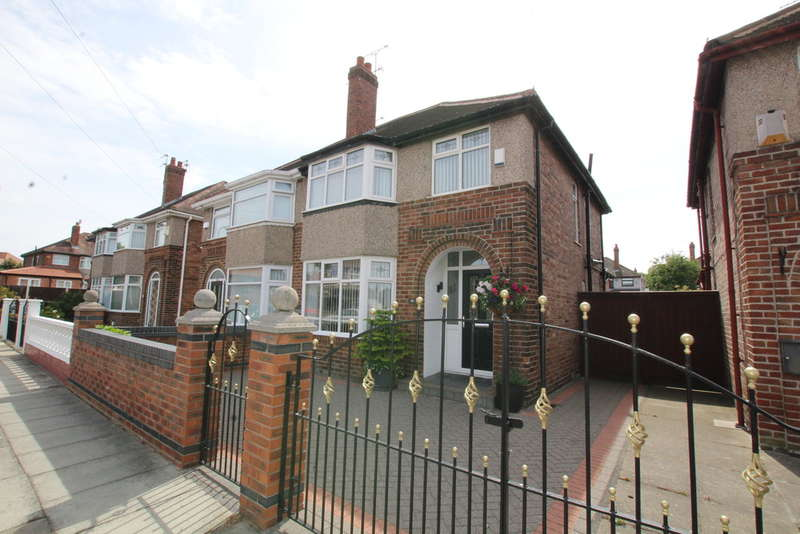 3 Bedrooms Semi Detached House for sale in Ecclesall Avenue, Liverpool, L21