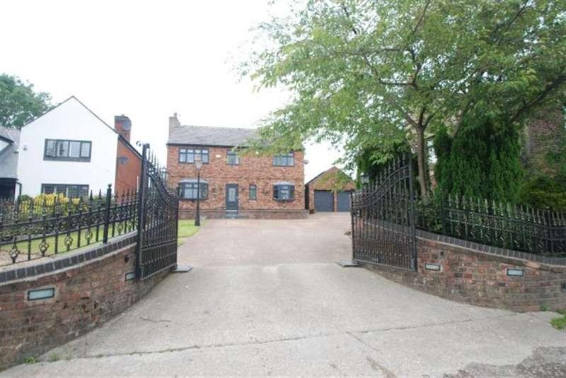 5 Bedrooms Detached House for sale in Dean Terrace, Ashton-under-Lyne, OL6 8AL