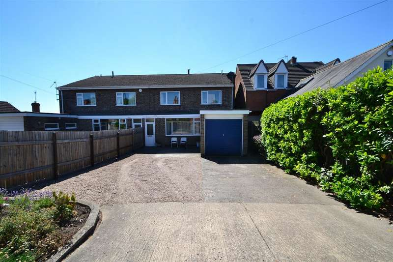 2 Bedrooms Semi Detached House for sale in Forest Road, Loughborough, Leicestershire