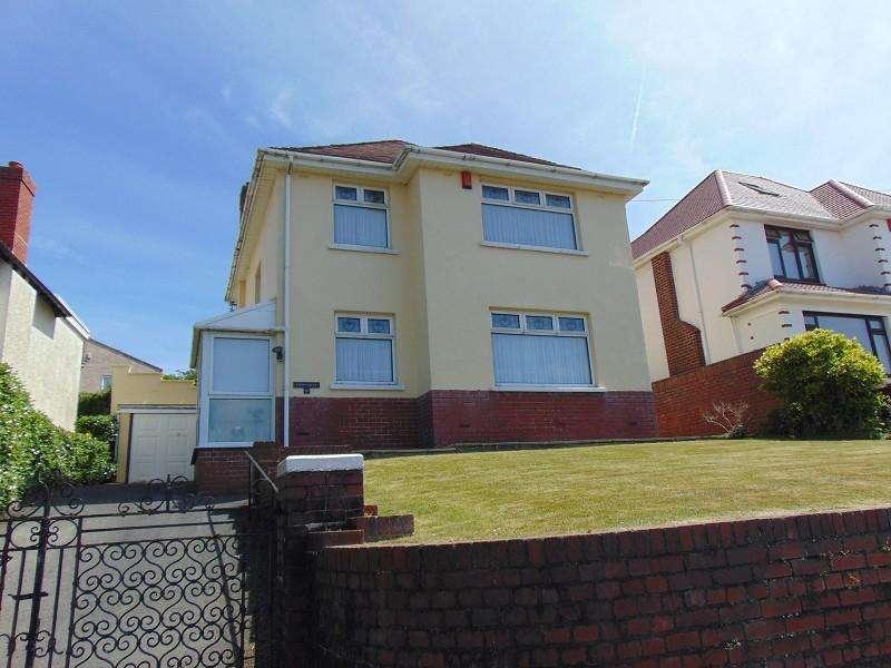 3 Bedrooms Detached House for sale in Spowart Avenue, Llanelli, Carmarthenshire. SA15 3LA