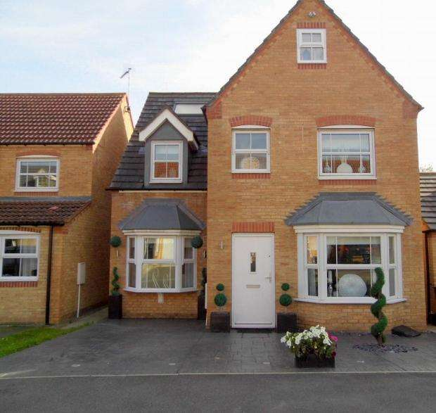6 Bedrooms Detached House for sale in Northbridge Park Bishop Auckland Bishop Auckland