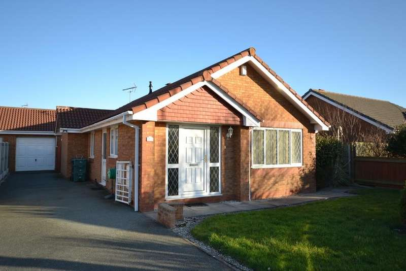 3 Bedrooms Detached Bungalow for sale in Rhos Fawr, Belgrano, Conwy, LL22