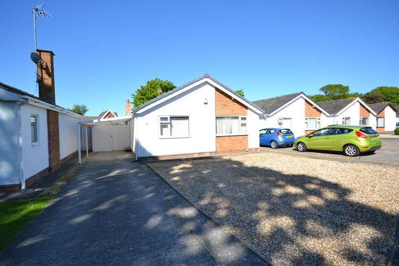 2 Bedrooms Detached Bungalow for sale in Turnberry Drive, Abergele, Conwy, LL22