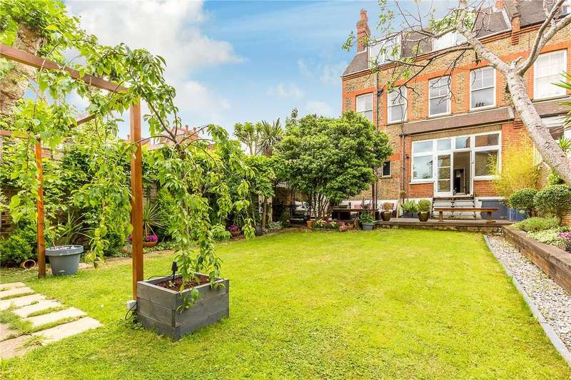 2 Bedrooms Flat for sale in Hazlewell Road, London, SW15