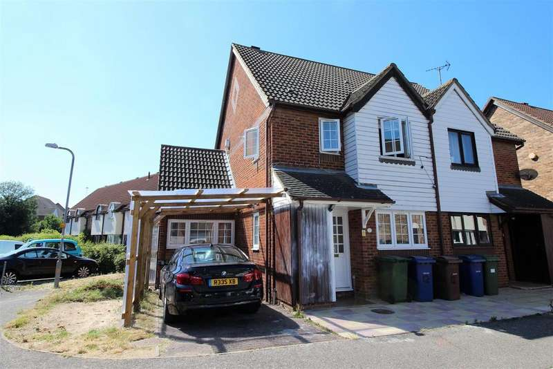 3 Bedrooms Semi Detached House for sale in Astley, Grays