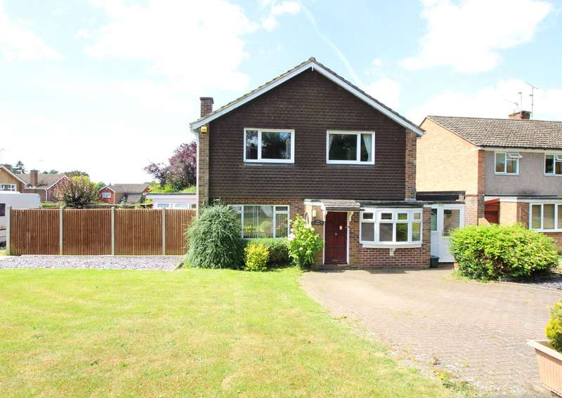 4 Bedrooms Detached House for sale in Blounts Court Road, Sonning Common, RG4