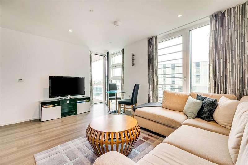 1 Bedroom Flat for sale in Buckhold Road, London