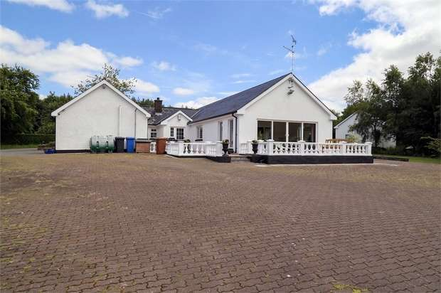 4 Bedrooms Detached House for sale in Fardross Road, Clogher, County Tyrone