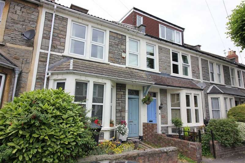 4 Bedrooms Terraced House for sale in Monk Road, Bishopston, Bristol