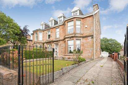5 Bedrooms Semi Detached House for sale in Elliot Avenue, Giffnock
