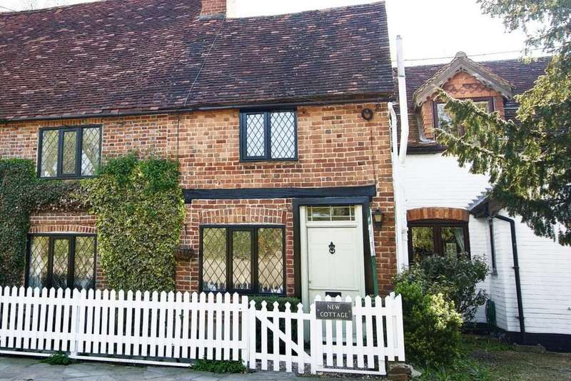 3 Bedrooms Cottage House for sale in The Street, Eversley, RG27