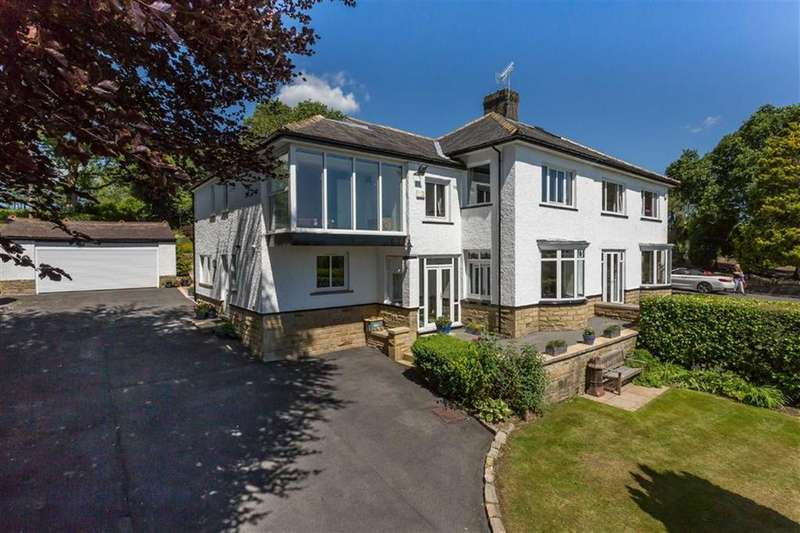 5 Bedrooms Semi Detached House for sale in Middleton Drive, Higherford, Lancashire