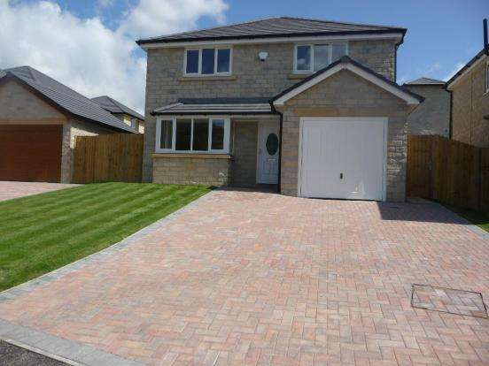 4 Bedrooms Detached House for sale in The Chatburn at The Hollins, Hollin Way, Rawtenstall, Rossendale