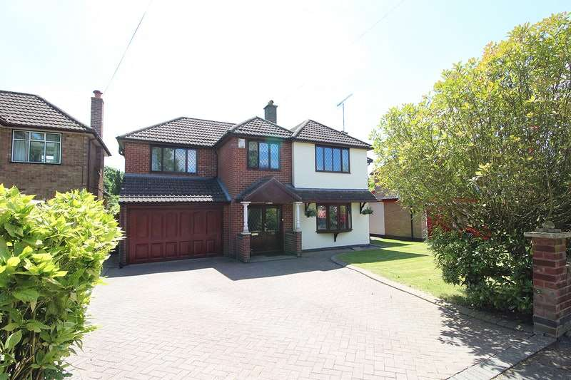 5 Bedrooms Detached House for sale in Merynton Avenue, Coventry, West Midlands, CV4