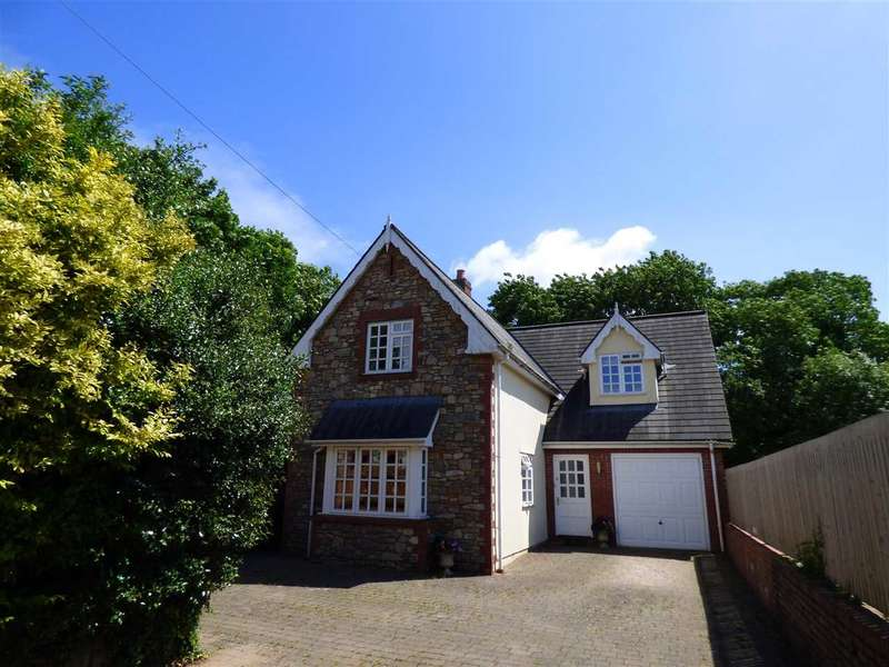 4 Bedrooms Detached House for sale in Blantyre, Beachley Road, Tutshill, Chepstow