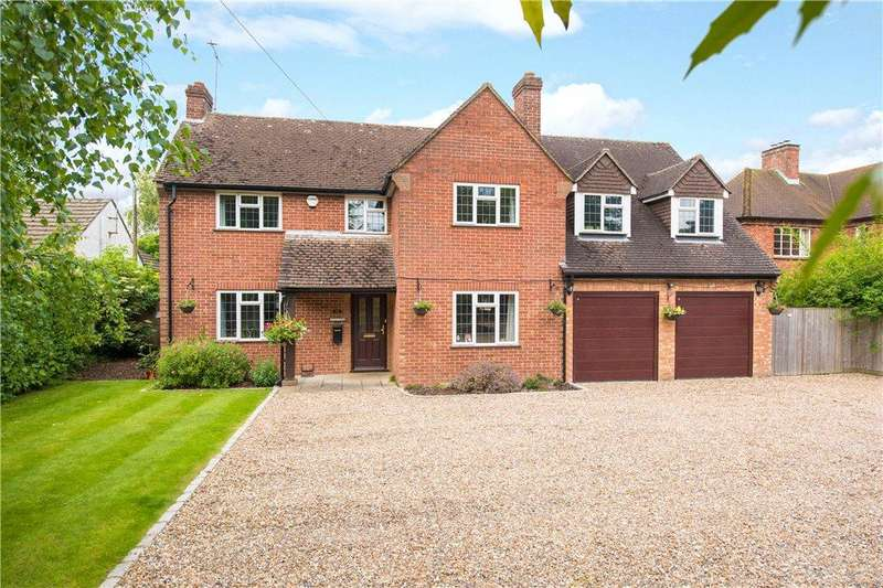 6 Bedrooms Detached House for sale in Chinnor Road, Aston Rowant, Watlington, Oxfordshire