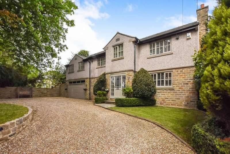 6 Bedrooms Detached House for sale in Park Avenue, Roundhay