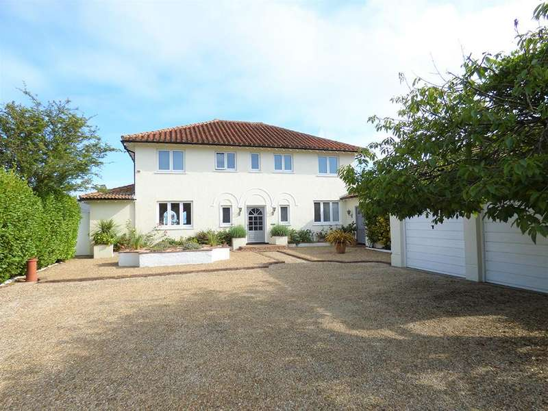 5 Bedrooms Detached House for sale in ARUN WAY, ALDWICK BAY ESTATE, ALDWICK, BOGNOR REGIS PO21