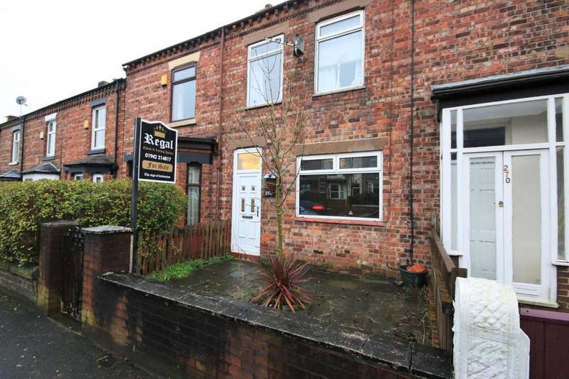 3 Bedrooms Terraced House for sale in Ormskirk Road, Newtown, Wigan, WN5 9DA