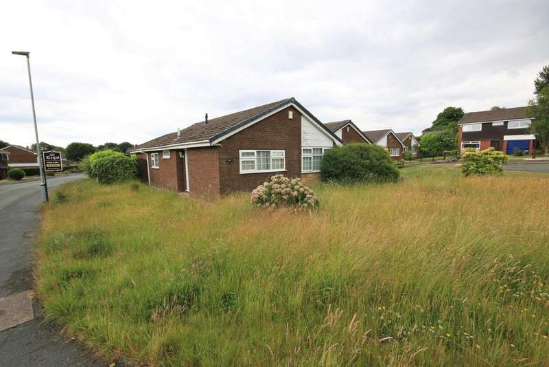 2 Bedrooms Detached Bungalow for sale in Romiley Square, Standish, Wigan, WN6 0TW