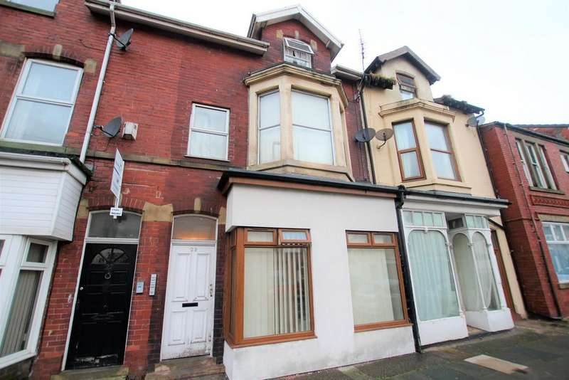 1 Bedroom Terraced House for sale in North Albert St, Fleetwood