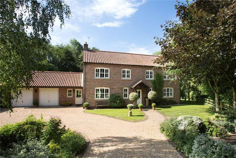 4 Bedrooms Detached House for sale in Pump Alley, Bolton Percy, York, YO23
