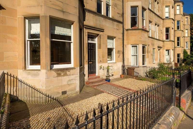 2 Bedrooms Ground Flat for sale in 39 Spottiswoode Street, Edinburgh, EH9 1DQ