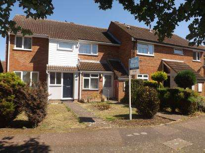 3 Bedrooms Terraced House for sale in Osprey Road, Biggleswade, Bedfordshire