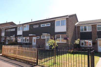 3 Bedrooms Terraced House for sale in Friars Walk, Sandy, Bedfordshire