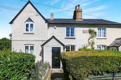 2 Bedrooms Terraced House for sale in Baldock Road, Letchworth Garden City, Hertfordshire, England