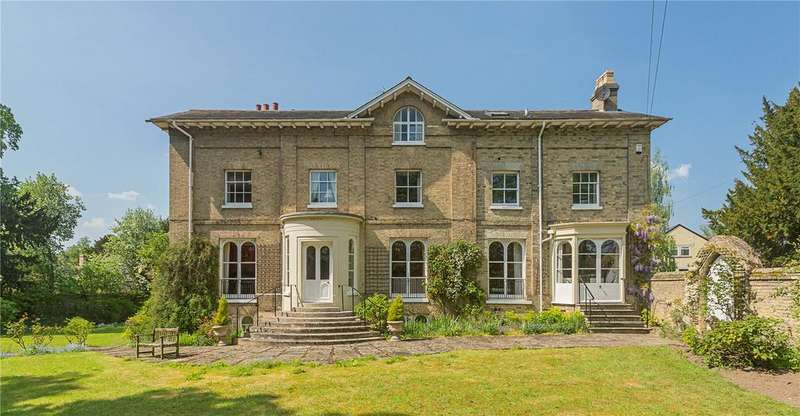 7 Bedrooms Detached House for sale in Church Lane, Exning, Newmarket, Suffolk, CB8