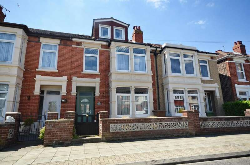 4 Bedrooms Terraced House for sale in Stanley Avenue, Baffins, Portsmouth
