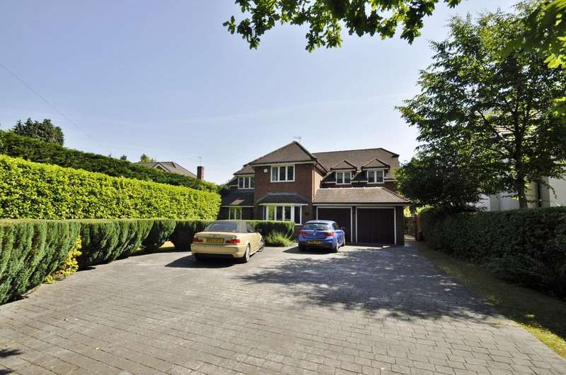 5 Bedrooms Detached House for sale in Grove Lane, Cheadle Hulme