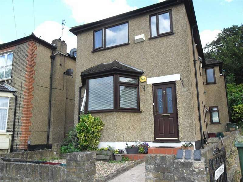 2 Bedrooms Flat for sale in Abbey Crescent, Belvedere, Kent