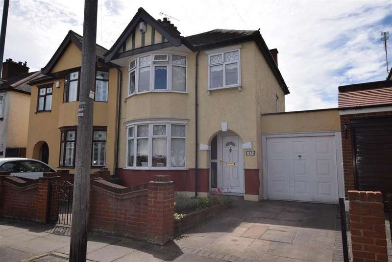 3 Bedrooms Semi Detached House for sale in Primrose Avenue, Chadwell Heath, Romford