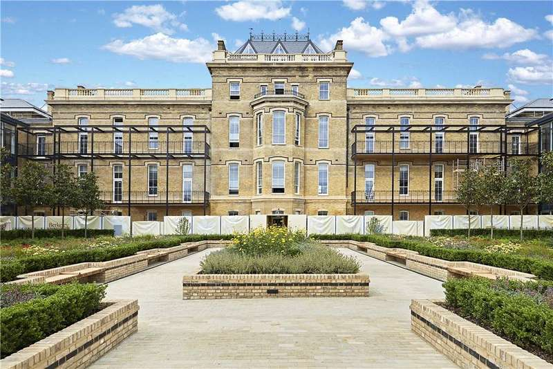 3 Bedrooms Flat for sale in Atkinson House, 3 Chambers Park Hill, London, SW20