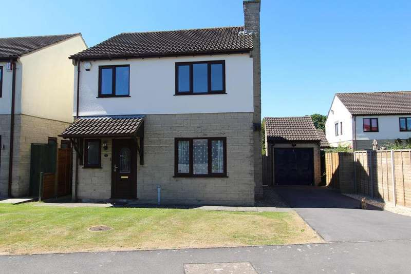 4 Bedrooms Detached House for sale in Meadway , Temple Cloud