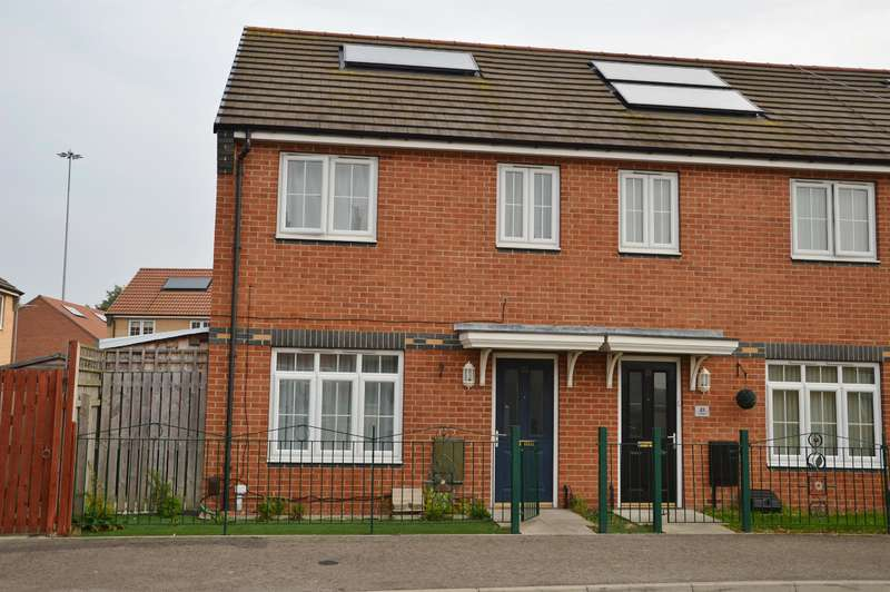 2 Bedrooms End Of Terrace House for sale in Abbeygate, West Lane, Middlesbrough, TS5 4BW