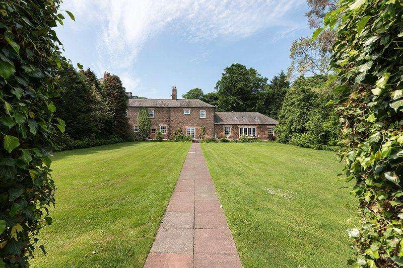4 Bedrooms Semi Detached House for sale in East Wing, Scots House, Newcastle Road, East Boldon