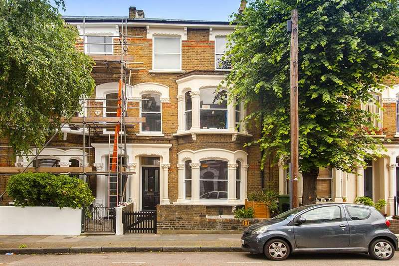 2 Bedrooms Apartment Flat for sale in Bardolph Road, London