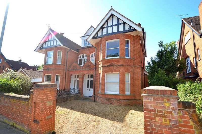 6 Bedrooms Semi Detached House for sale in Park Road, Ipswich, IP1 3SU