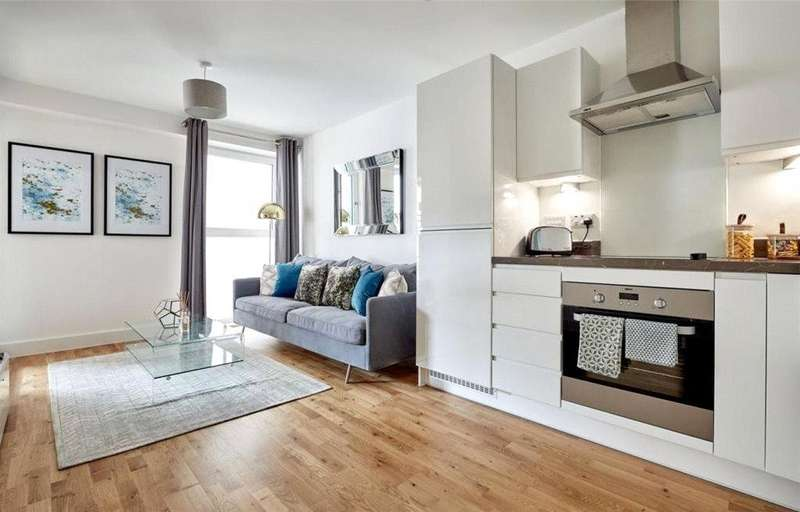 2 Bedrooms Flat for sale in Park Place, Stevenage, Hertfordshire, SG1
